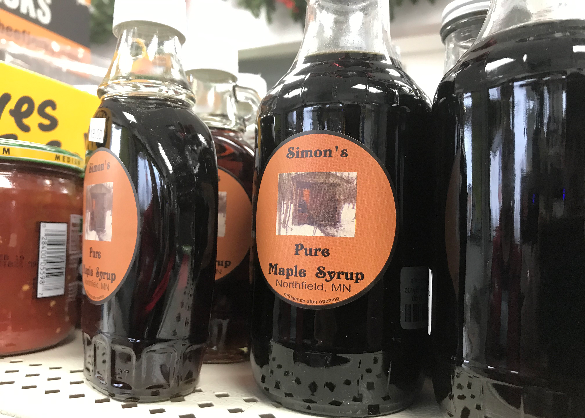 Simon's Maple Syrup